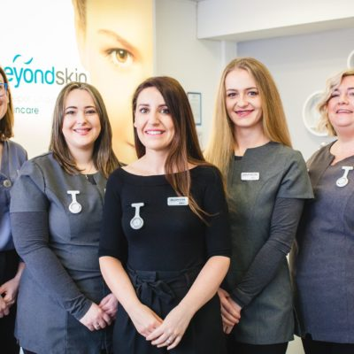 Beyond Skin Clinic Win Big At National Aesthetics Awards