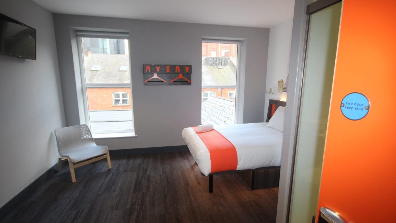 Belfast 6   Superior Double Room 1   Dec 2018