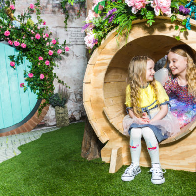 VICTORIA SQUARE LAUNCHES 'MAGICAL PLAY AREA'