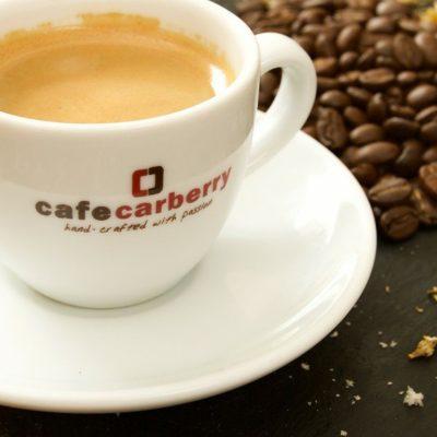 Cafe Carberry Logo