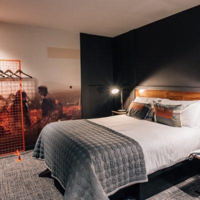 Bullitt Hotel Room