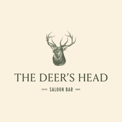 Deer's Head Logo